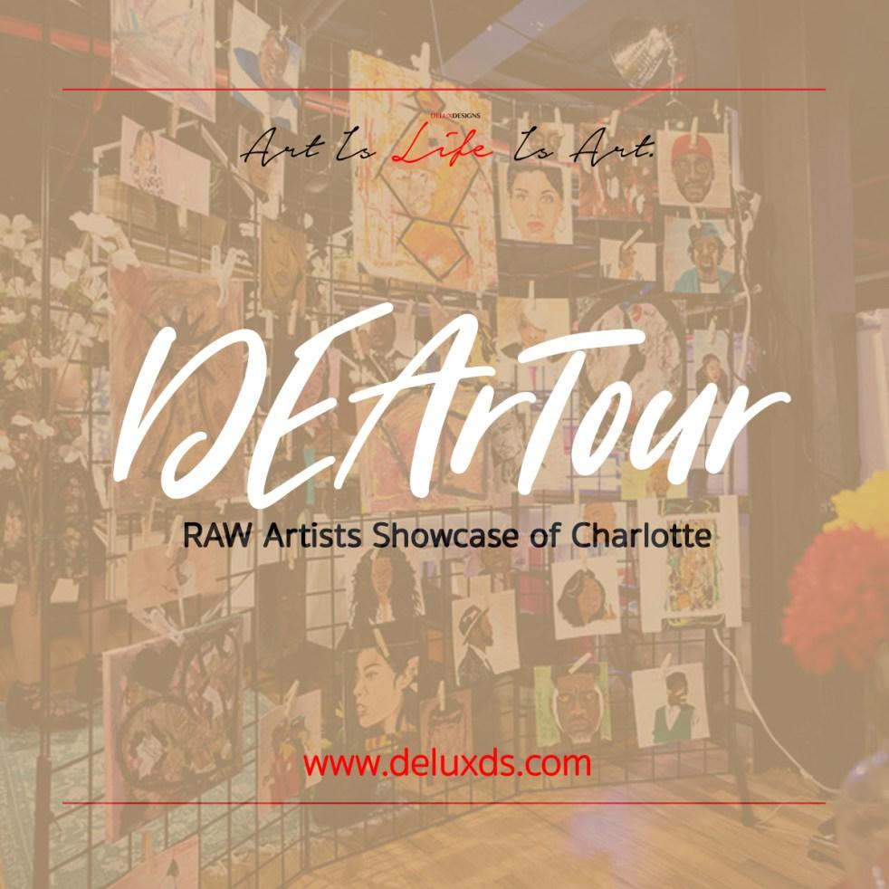 RAW Artists CLT