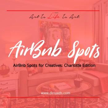 Airbnb Spots-Charlotte, NC