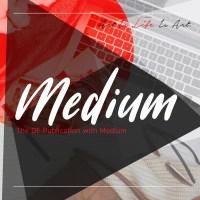 The DE Publication with Medium