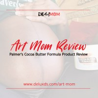#DEArtMom - Palmer's Cocoa Butter Formula Product Review