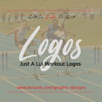 Just a Lul Workout Logos