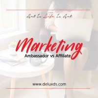 Difference Between an Affiliate Marketer and a Brand Ambassador