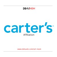 #DEArtMom - Carter's [Affiliate Spotlight]