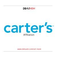 #DEArtMom - Carter's [Affiliate Spotlight]
