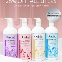 DeluxHair - Liter Sale with Ouidad
