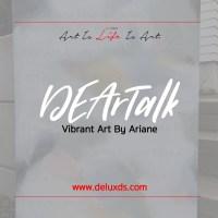 Vibrant Art by Ariane