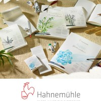 Hahnemühle Natural Line Paper Giveaway with Doodlewash