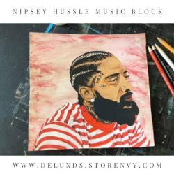 Nipsey Hussle Music Block