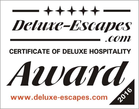 Deluxe-Escape-Award