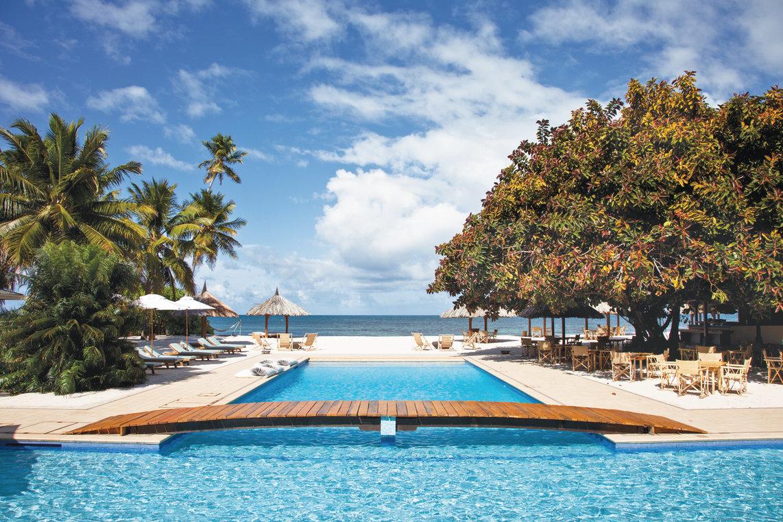 Hotel Address: Desroches Island Resort, Republic Of Seychelles