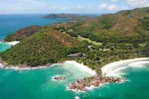 Constance Lémuria Resort, Seychelles