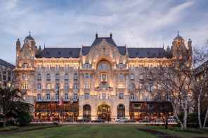 Four Seasons Hotel Gresham Palace