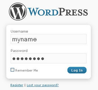 Displaying A Login Form In Sidebar Now Made Easy In WordPress 3.0
