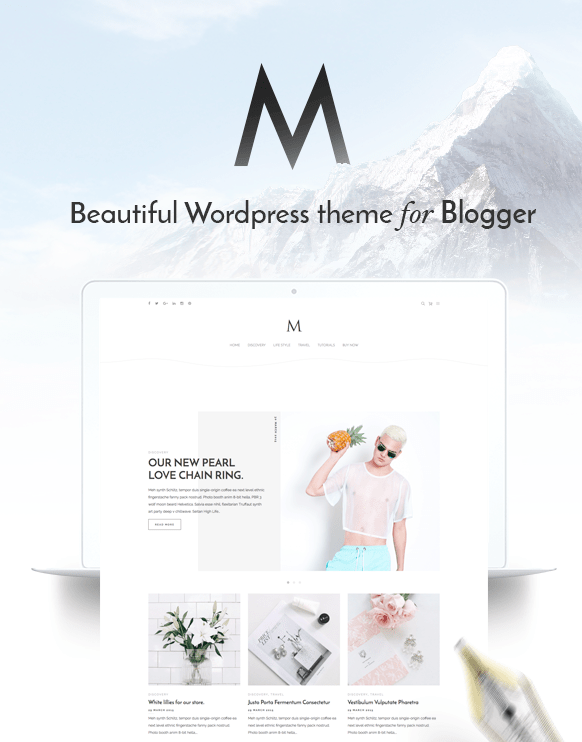 TheM - Minimal Creative WordPress Blog Theme - WordPress 2016-07-02 22-03-35