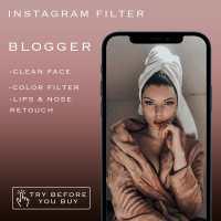 Blogger Instagram Filter