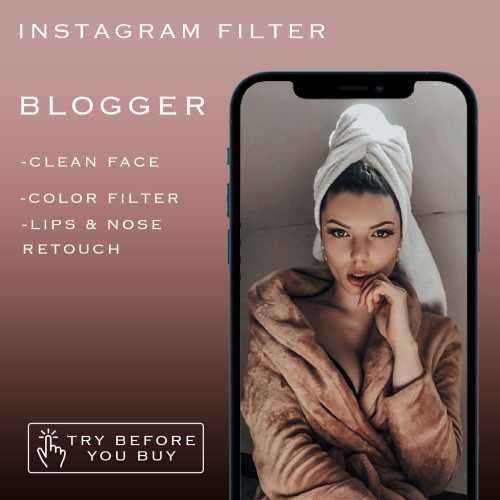 Blogger Instagram Filter | Blogger Instagram Filter | deluxefilters.com