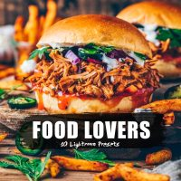Food Lovers Collection | Lightroom Presets | deluxefilters.com