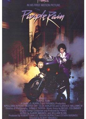 Prince Purple rain movie