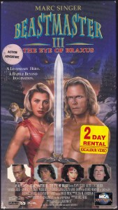 Beastmaster 3 Movie Review