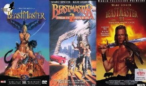 beastmaster mania this week in box office