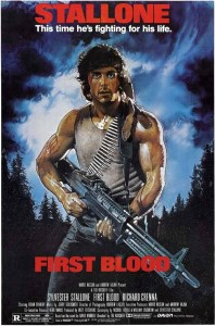 First Blood movie top ten sylvester stallone movies