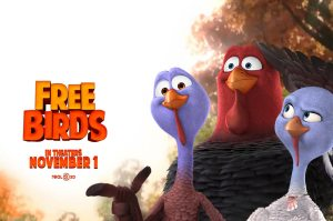 Free Birds Box Office Wrap Up