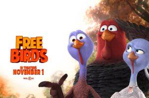 Free Birds Box Office Wrap Up
