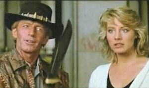 Crocodile Dundee movie This week in box office history - Deluxe Video Online