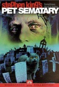 Top Ten Stephen king Films Horror movies Pet Sematary