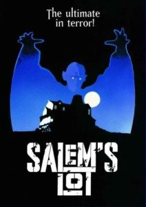 Top Ten Stephen king Films Horror movies Salems Lot
