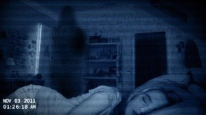 Paranormal activity Horror movies Deluxe video Online