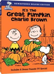 top ten Halloween movies It's the Great Pumpkin Charlie Brown Deluxe Video Online