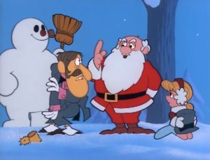 Rankin/Bass Frosty the Snowman Movie review