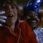 Top Ten Creepy clown Movies poltergeist clown doll