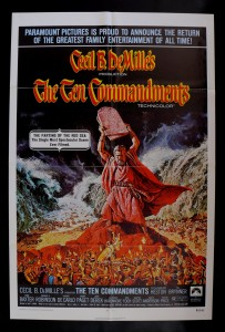 See it instead Noah - The Ten Commandments (1956)