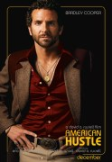 Bradley Cooper of American Hustle Oscar Picks