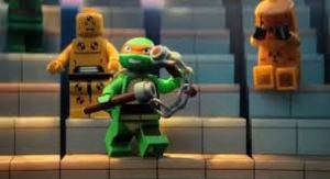 Movie Review:  The Lego Movie TMNT lego