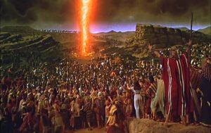 See it instead Noah - The Ten Commandments (1956)