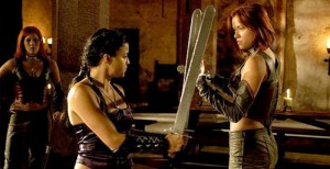Bloodrayne retro Movie Review