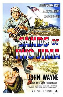 Top Ten Movies - The 4th of July: The Sands Of Iwo Jima