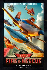 Planes: Fire and Rescue - this week in box office history