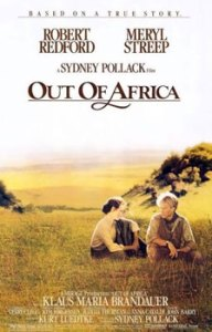 Out of Africa - Box Office History