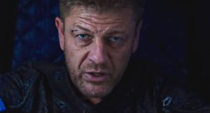 Sean Bean actually wants to get killed in this film.