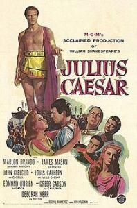 Julius Caesar movie review 1953