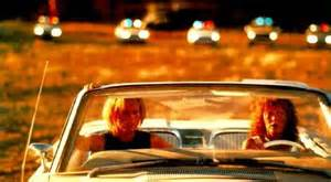 to ten car chases Thelma and Louise