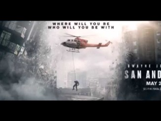 san andreas movie poster box office