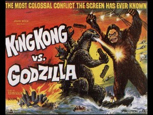 Top Ten Best Dinosaur Films! King Kong vs Godzilla