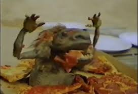 Who wants Satan's pizza rolls!?