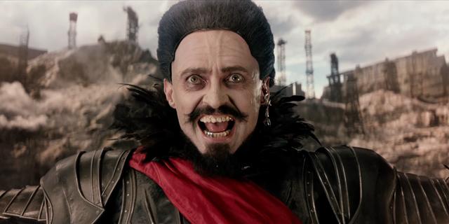 When Blackbeard sings a song, he owns it!
