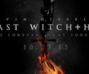 Coming Soon Trailers:  The Last Witch Hunter, Rock the Kasbah, Bone Tomahawk